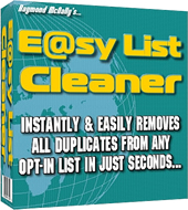Easy List Cleaner